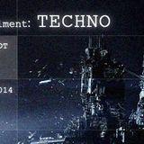 Skaph@Sound of Experiment: TECHNO (warm-up set) 3.10.2014