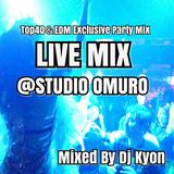 2018.1.17(Wed)LIVE MIX-R&B,EDM-@OMURO STUDIO