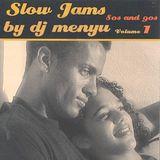 menyu presents: slow jams remastered (volume one)