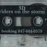 DJ 3D - Riders on the Storm (1998) CHICAGO