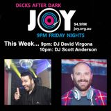 JOY 94.9:Decks After Dark - ScottAnderson guest mix 15_05_15
