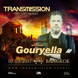 Gouryella - Transmission Thailand - 10.03.2017 (Free) → [www.facebook.com/lovetrancemusicforever]