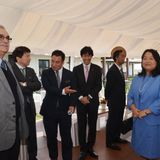 Mr.Hiroji  Osoko, Director Ejecutivo de la división de negocios en el exterior NH Foods.