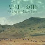 COLUMBUS BEST OF APRIL 2016 MIX- VOL. ONE