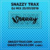 @SnazzyTrax DJ Mix 25-07-2019