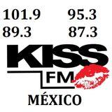 Kissfm Mexico Kissmix DJpedro & Carlos Bernal RadioShow Sat 07-05-2016