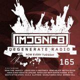 Sean Tyas  - Degenerate Radio 165 [28.05.2019]