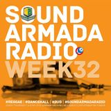 Sound Armada Reggae Dancehall Radio | Week 32 - 2016