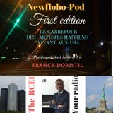PODCAST #853 NEW  FLOBO-Pod  Rendez-Vous avec les Artistes Haïtiens des USA  - Réalisateur Franck DO