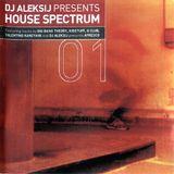 DJ Aleksij - House Spectrum - Vol.1 - 2002