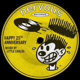 Happy 25th Anniversary Mixed By Little Carlos