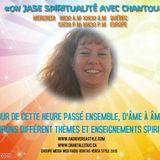 On jase spiritualité avec chantou émission du 4 mars 205