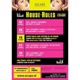 DJ JOSE, 2,5 hour live set @ HouseRules, Club Escape, Amsterdam (30-10-2015)