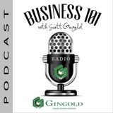 Business 101 with Scott Gingold - Episode 86