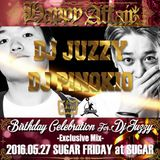 "Birthday Bash Mixtape ""2016.5.27 SUGAR FRIDAY at SUGAR"""