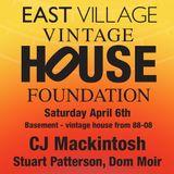 Dom Moir Vintage House Mix