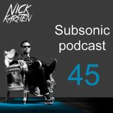 Subsonic Podcast - 045