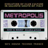 METROPOLIS (Le.IT) 1996.03.27 dj Gigi Giordano - voice Makò