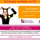 Oficina de Psicologia - Dr.ª Cristiana Santos - Ansiedade