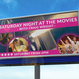 Saturday Night at the Movies 290918