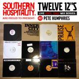 Twelve 12's Live Vinyl Mix: 62 - Pete Humphries - Inner City Special!
