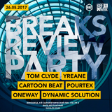 Yreane - Breaks Review Party @ Kraftwerk Bar (26 may 2017)