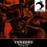 THREEKS - BORN 4 THIS - SOCA 2012 (OFFICIAL YARD GEAR MIX)