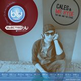 Cales & Mr Hyde Live @ Electro Blu - Blu Radio Colombia / Sep 2016