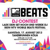 MTV Mobile Beats DJ Competition mixed by WESTAGE