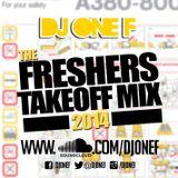 DJ OneF: The Freshers Takeoff Mix 2014