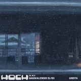 "Basskalender 15/03: GNISTA ""Adventskalendermix 03"""