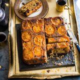 GLUTEN FREE XMAS CAKE mincemeat, clementine & almond cake SAINSBURY'S RECIPE Gorgeous Kitchen