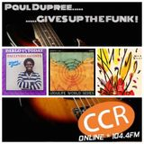 Paul Dupree Gives Up The Funk #92 - 1/6/19 - Chelmsford Community Radio
