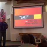 """""""Salt"""" and why it is so good. By: Pastor Tom Fauth  10-7-18"""