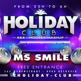 live holiday-club discothéque deejay resident deejau smile & ms 07/04/2012