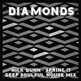 DIAMONDS - DEEP SOULFUL HOUSE MUSIC MIX - SPRING 17