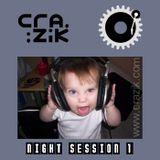 Crazik - Night Session 001 - October 2006