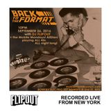 FLIPOUT LIVE @ MOBILE MONDAYS NYC - SEPT 26