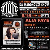 Da Maddhouze sits down with Alia Faye on KPOO 89.5 FM