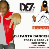 DJ FANTA ELDOS FM REGGAE DANCEHALL JULY 2015