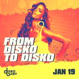 Diskobaby - From Disko To Disko | Jan 2019