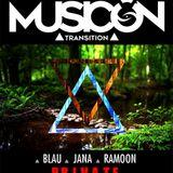 LIVE @ PRIVATE Musicón Transition 2017
