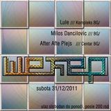 Milos Dancilovic@Secer Club 31.12.2011 pt.1
