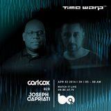 2016-04-03 - Carl Cox b2b Joseph Capriati @ Time Warp DE, Maimarkthalle Mannheim