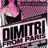 Dimitri From Paris - Live at A Club Called Rhonda, Los Globos, Los Angeles (16-06-2012)