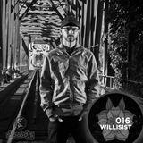 The Slowcast Vol. 016 - Willisist