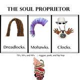 Dreadlocks, Mohawks & Clocks (D/M/C) Promo Mix