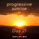 Progressive Sunrise - Day 21