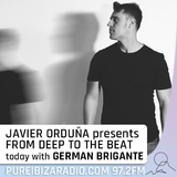 From Deep To The Beat (Radio Show 04 guest German Brigante)