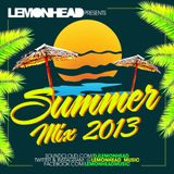 DJ Lemonhead – Lemonhead Summer Mix 2013
